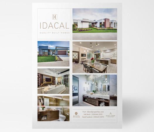 IdaCal Magazine Ad