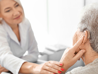 Caregiver Tips: How to Cope with Hearing Loss