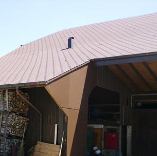 Ein neues Dach hat optisch und funktional eine grosse Wirkung.