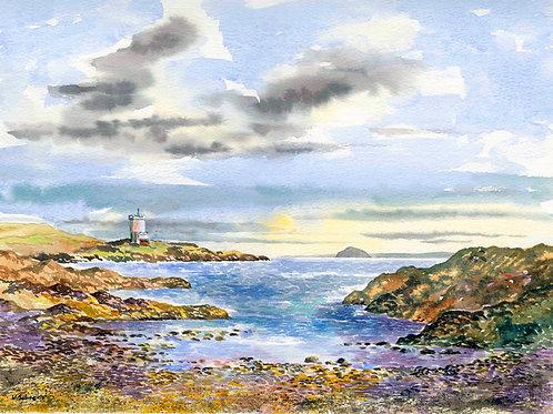 Lighthouse at Elie, Fife