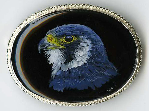 Peregrine Brooch SOLD