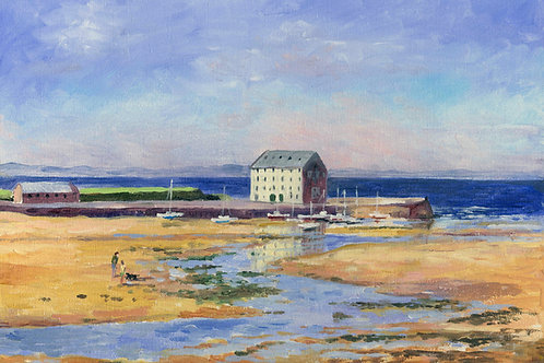 Elie Harbour and Beach, Fife (SOLD)