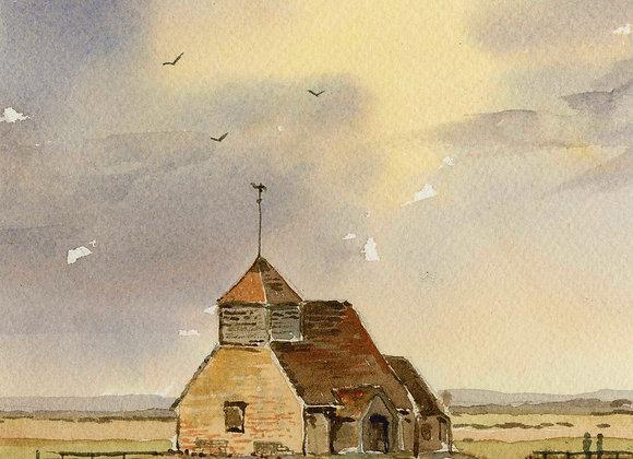 Fairfield Church by Appledore