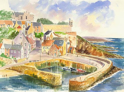 Crail Harbour I