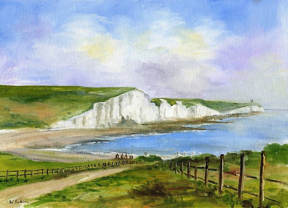 Seven Sisters ( SOLD)