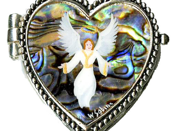 Angel Trinket Box