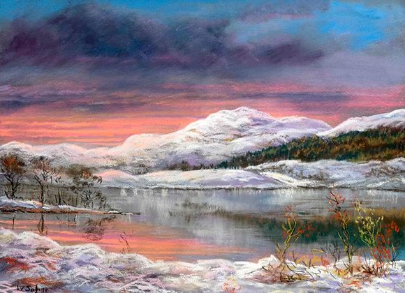 Loch Lubnaig, Callander, Trossochs