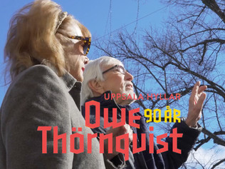 Owe Thörnqvist 90 years