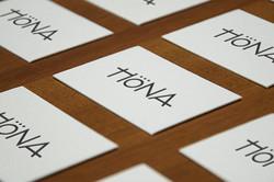 Hona business cards