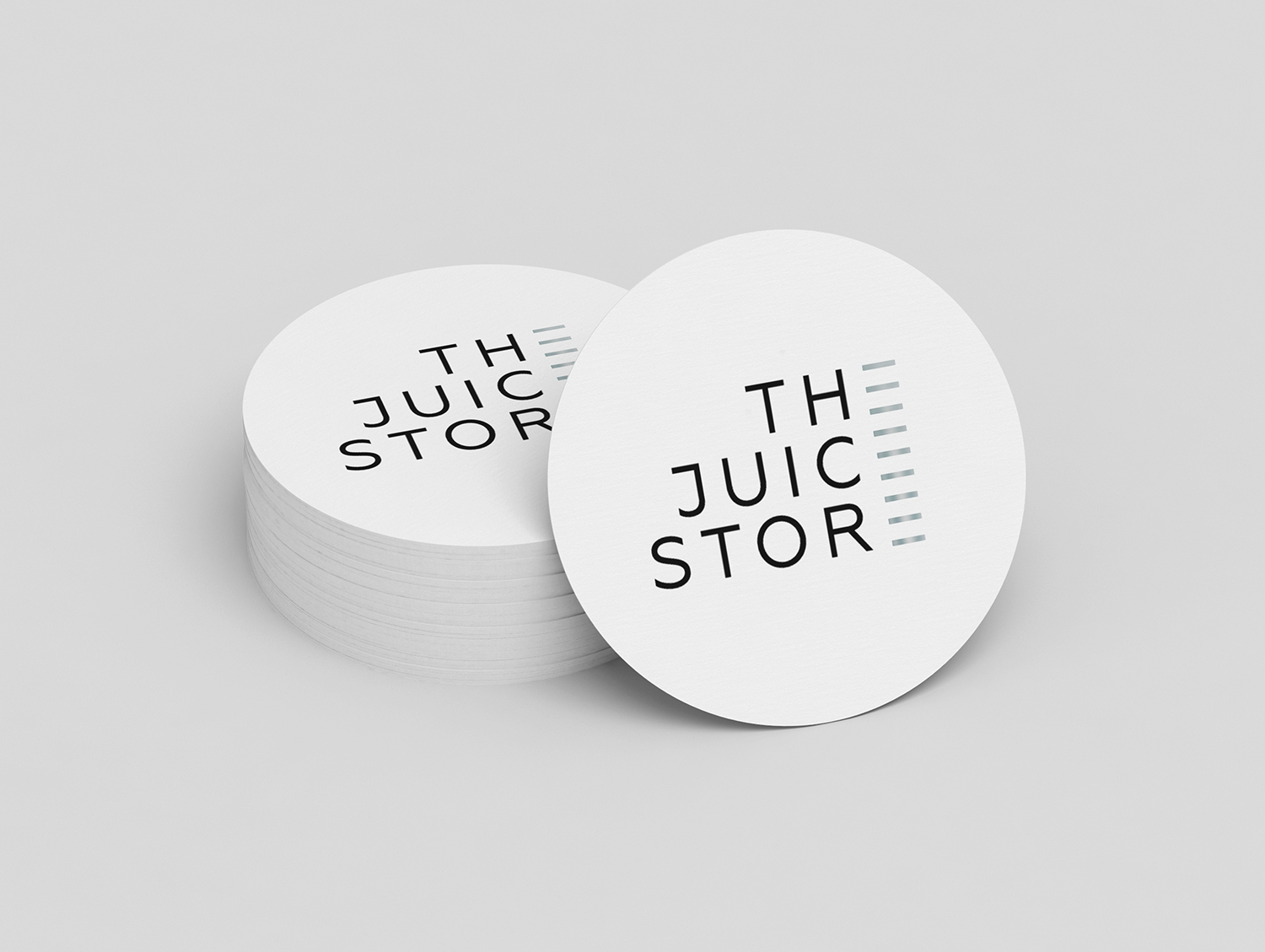The Juice Store card