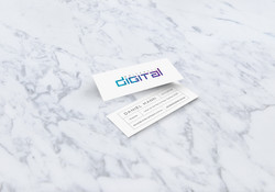 Whitehall Digital business card