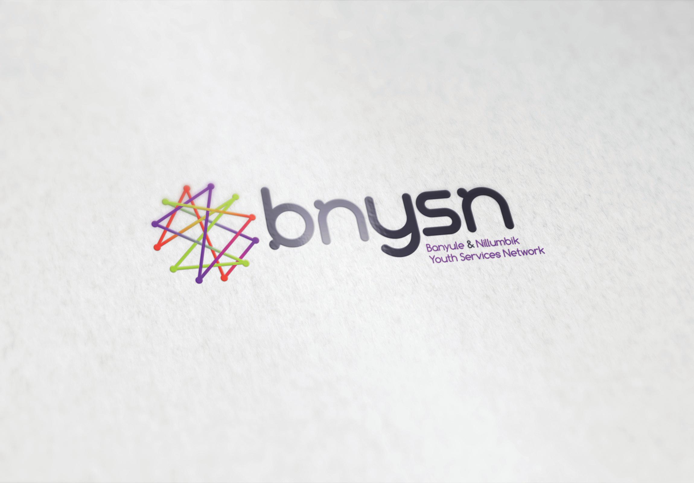 BNYSN logo design