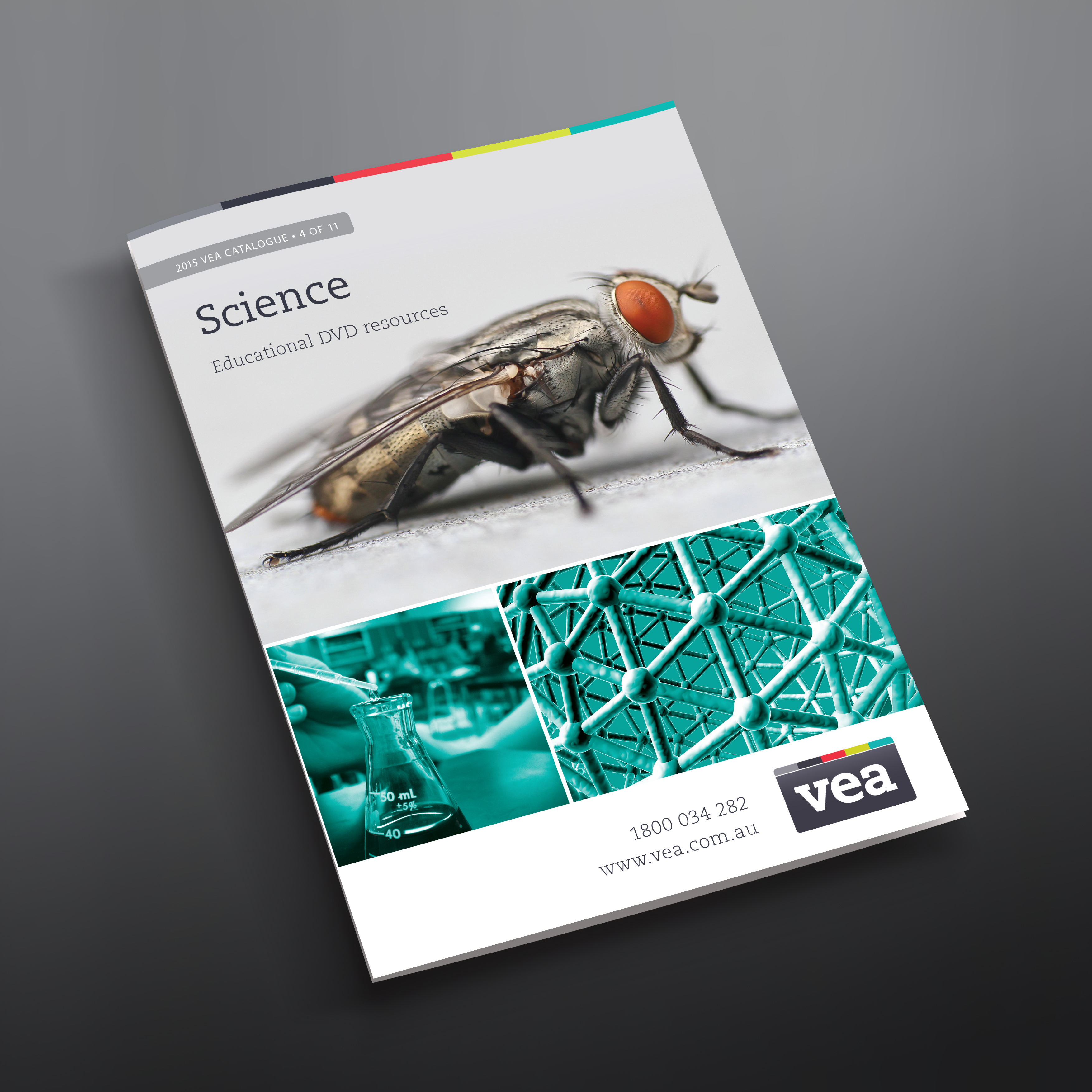 VEA catalogue design