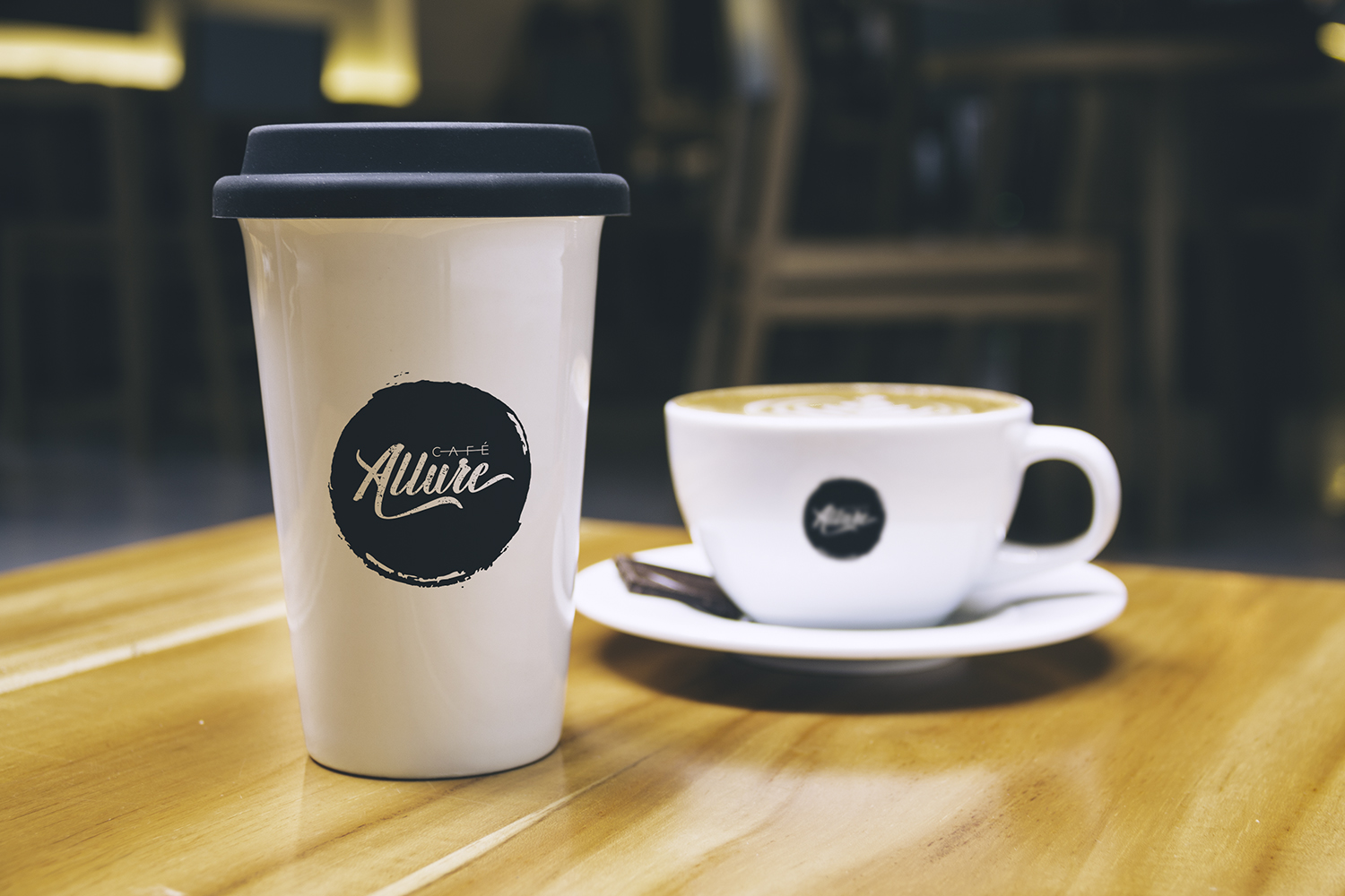 Cafe Allure coffee
