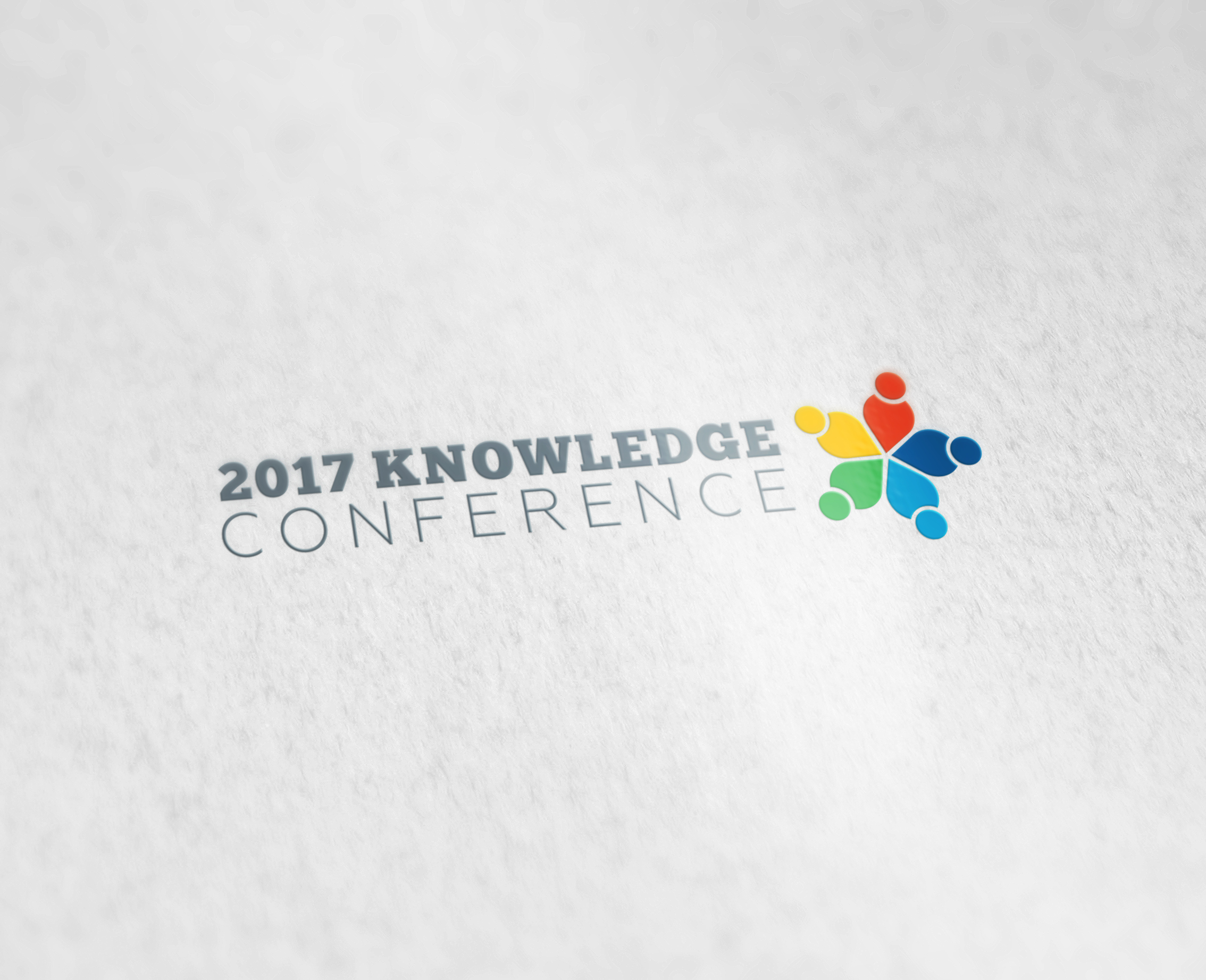 2017 Knowledge Conference logo