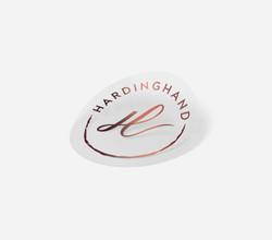 Hardinghand sticker
