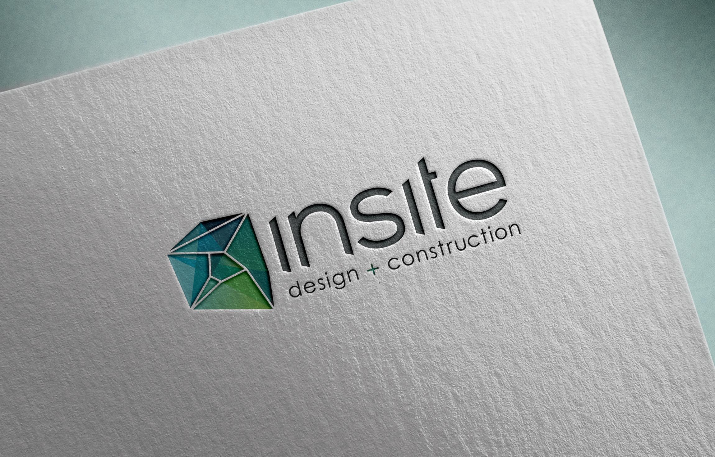insite logo paper