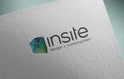Insite logo design