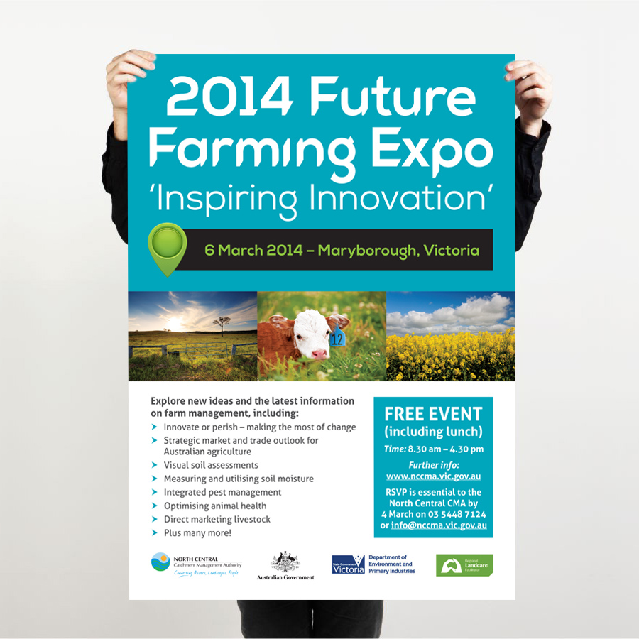 Future Farming Expo poster