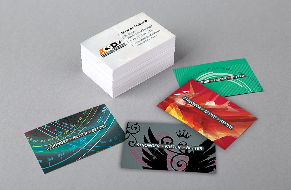 ACSD cards