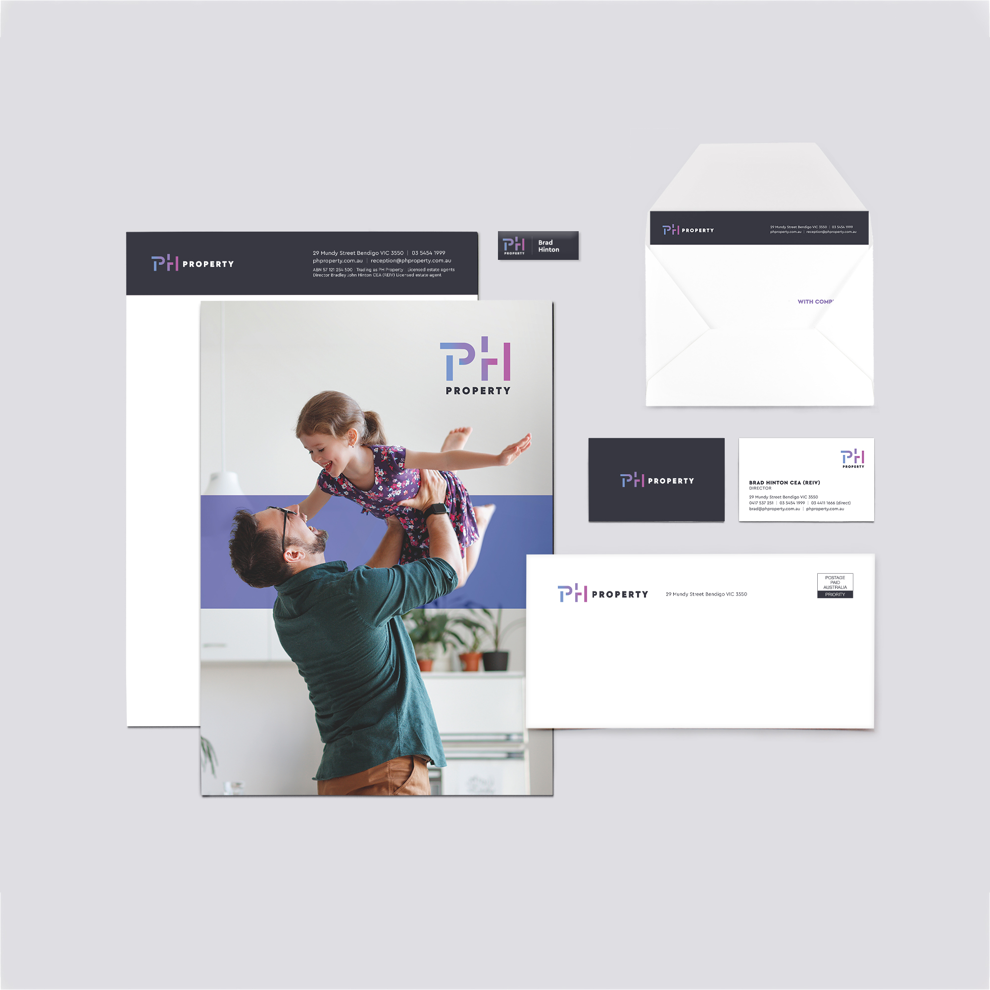 PH Property branding