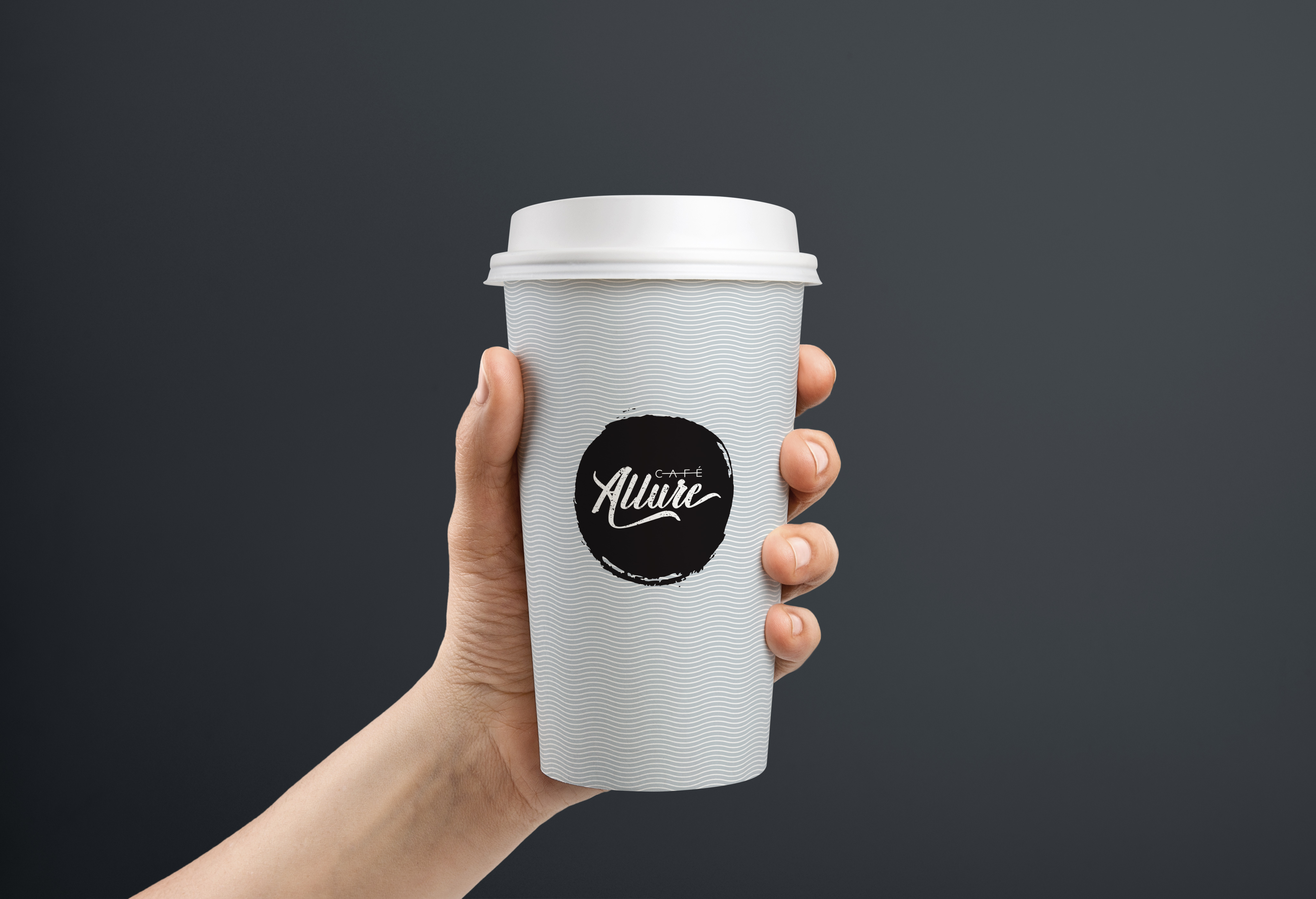 cafe alllure cup
