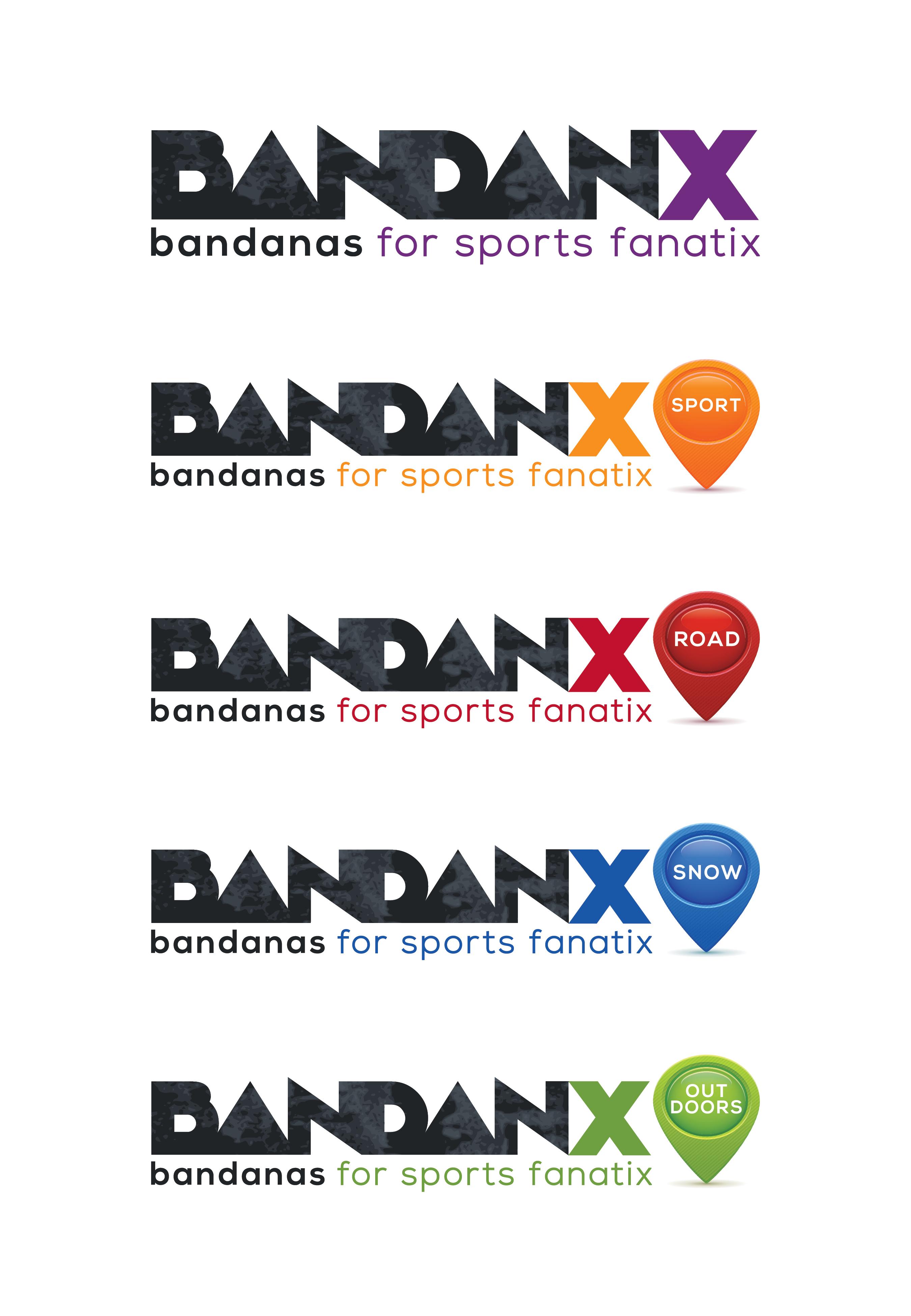 BandanX branding