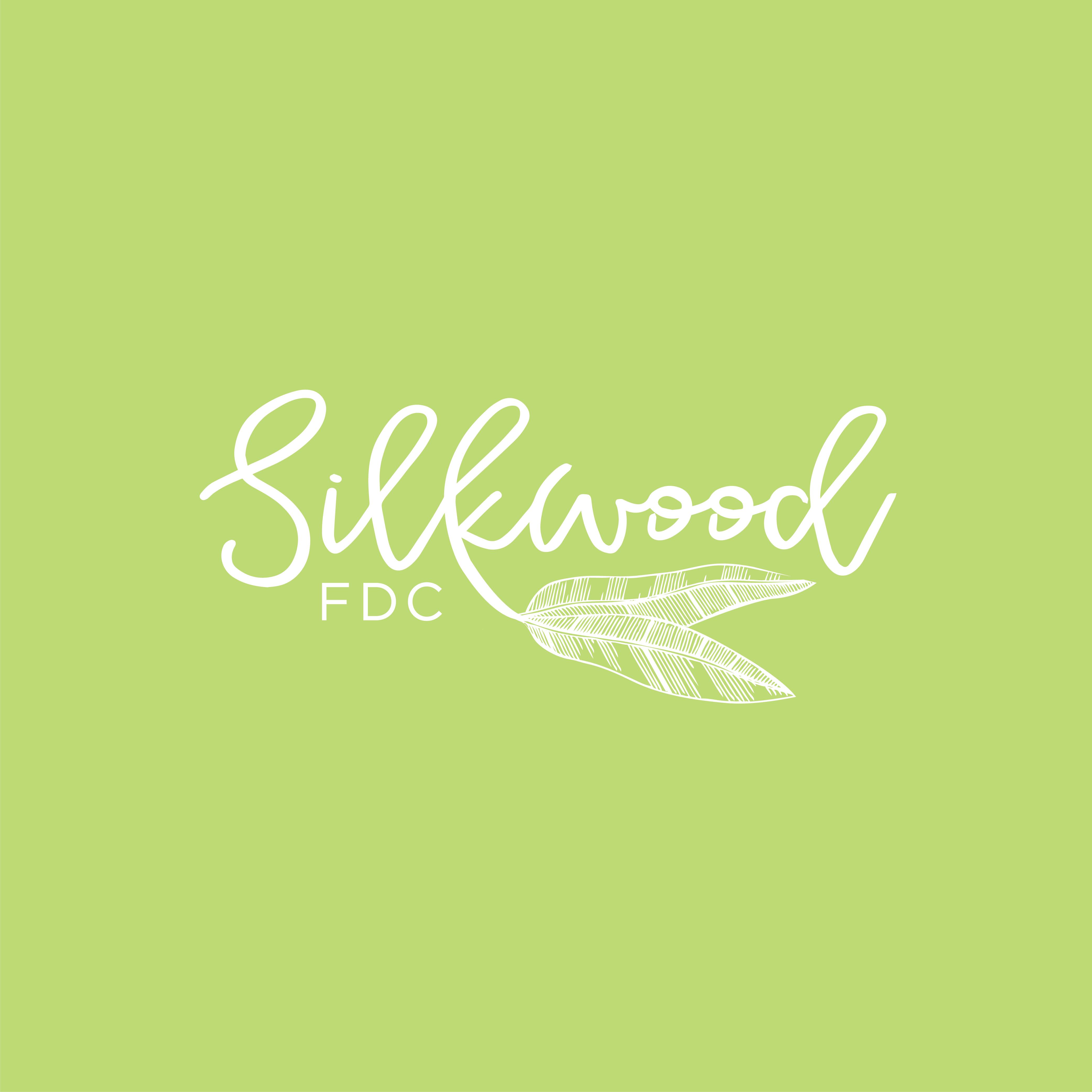 Silkwood FDC REVERSE