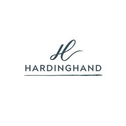 Hardinghand composite logo