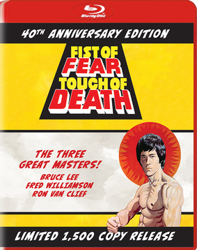 FIST OF FEAR, TOUCH OF DEATH - BLU-RAY