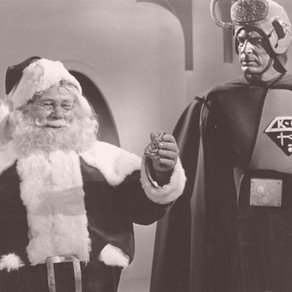 Christmas in July: Out of This World Santa