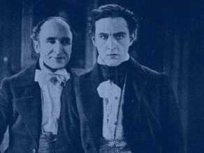 Fright Night Masterpiece – Dr. Jekyll and Mr. Hyde (1920)
