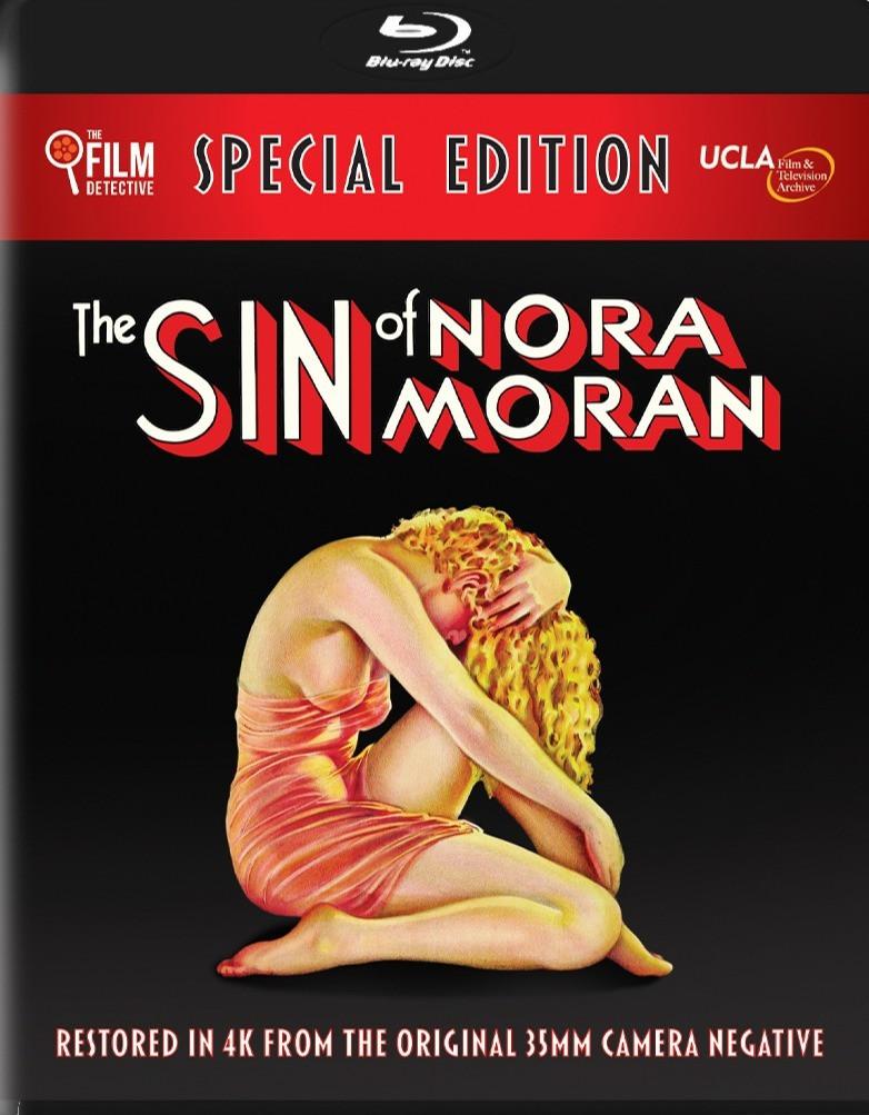THE SIN OF NORA MORAN - BLU-RAY