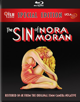 THE SIN OF NORA MORAN - BLU-RAY