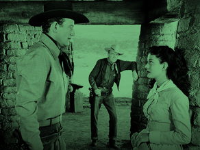 "Redemption Song: John Wayne in ""Angel and the Badman"" (1947)"