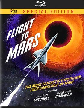 FLIGHT TO MARS (1951) - ORDER BLU-RAY NOW!