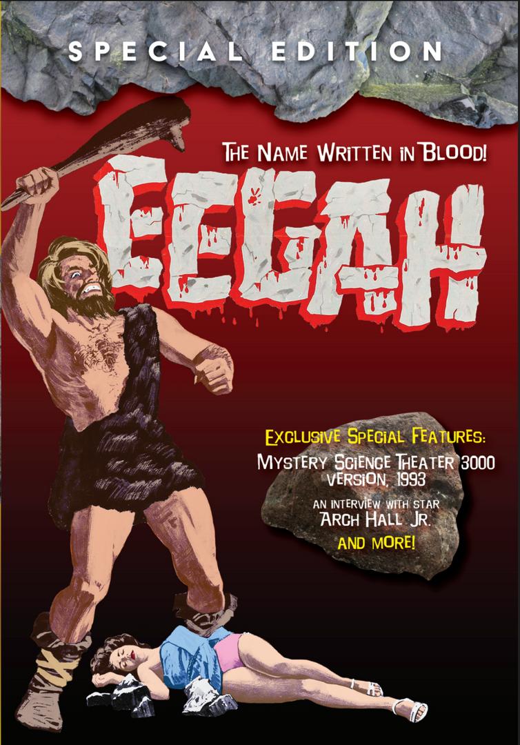 EEGAH -DVD