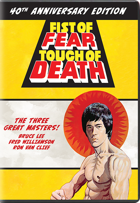 FIST OF FEAR, TOUCH OF DEATH - DVD