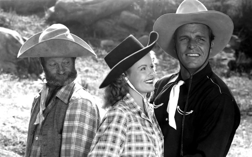 Cattle Stampede (1943)