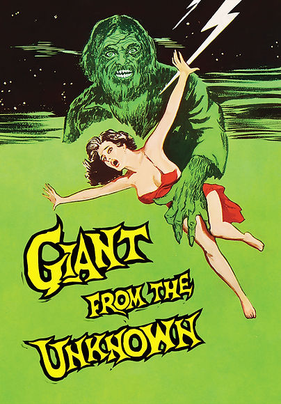 Giant from the Unknown- High res DVD cov