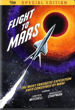 FLIGHT TO MARS (1951) - ORDER DVD NOW!
