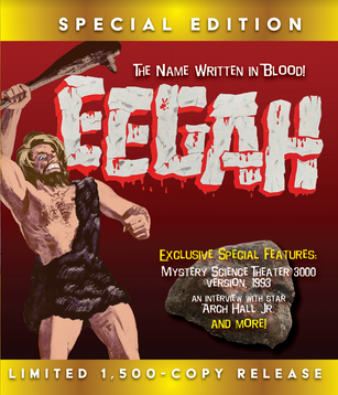 EEGAH - BLU-RAY
