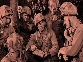 Special Memorial Day Edition: Randolph Scott in Gung Ho! (1943)