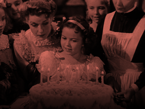 SHIRLEY TEMPLE'S DEFIANT NATURE
