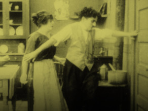 A Slapstick Master Class in Three Chaplin Films (1914)