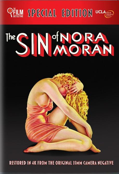 THE SIN OF NORA MORAN - DVD