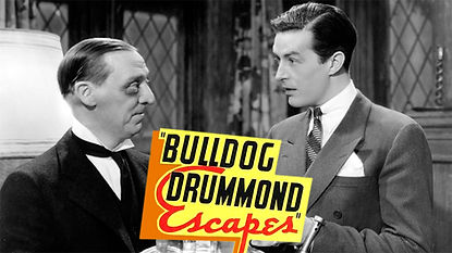 TFD_Bulldog Drummond Escapes_Thumbnail 1