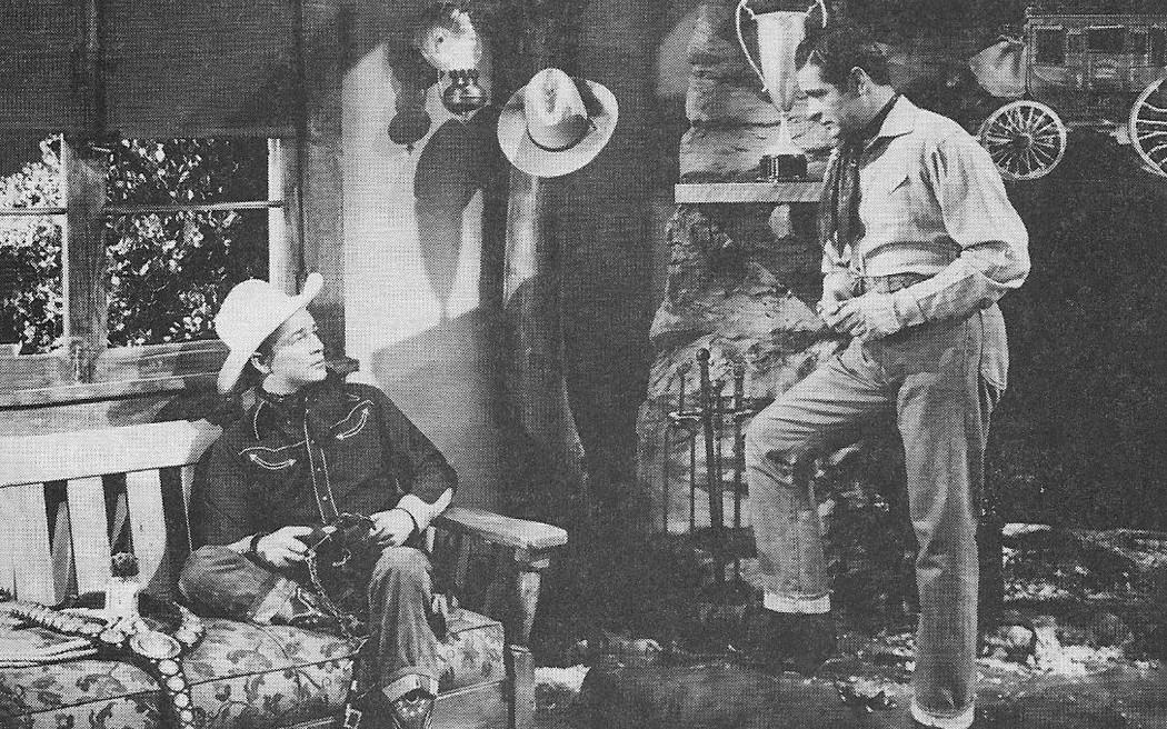Hands Across The Border (1944)