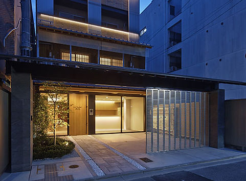 ゲストハウス、京都