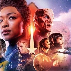 Novo filme de Star Trek em andamento